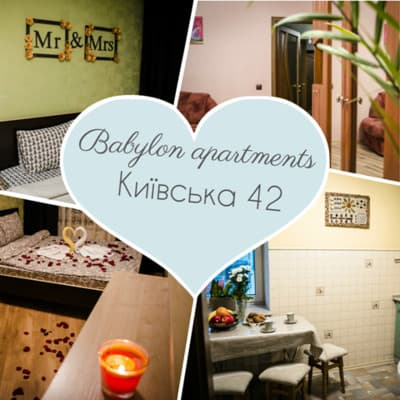 Babylon Apartments on Kyivska 7